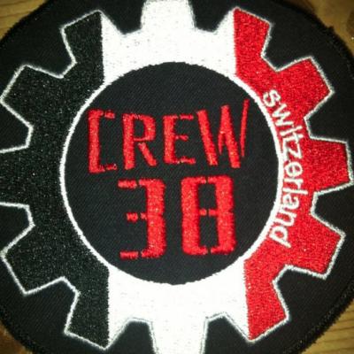 Logo Crew 38