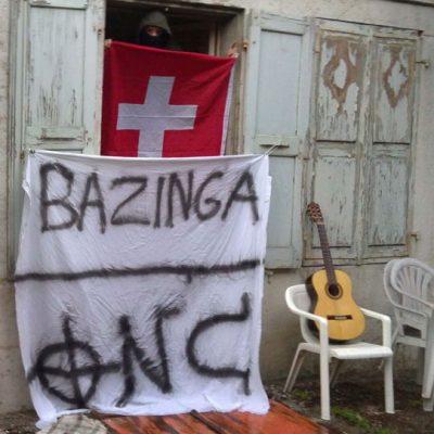 Nationalistische Hausbesetzung in Genf