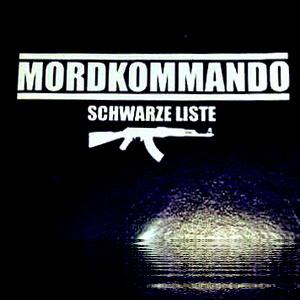 CD Frontcover Mordkommando