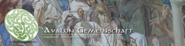 Neue Auflage der Webseite der völkisch-heidnischen Gemeinschaft