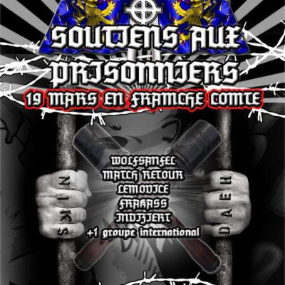 Ein aus B&H-Kreisen angekündigtes Konzert in France Comte wurde im letzten Moment verboten.