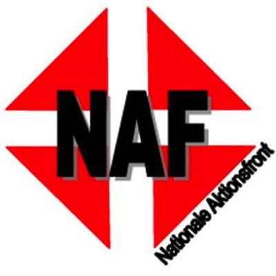 Logo der Nationalen Aktionsfront.