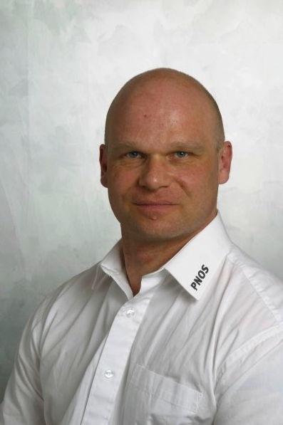 Michael Herrmann war zuerst als Kassier für die PNOS Basel tätig, bevor er 2006 Eglin als Vorsitzenden ablöste.