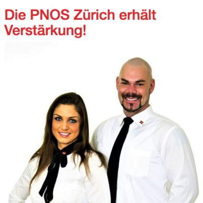Ende 2016 werden schliesslich Jasmin Maeder und Raphael Rotzer als neue Sektionsvorsitzende präsentiert.