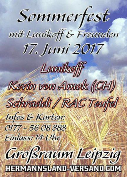 Konzertflyer 17.06.2017 Raum Leipzig
