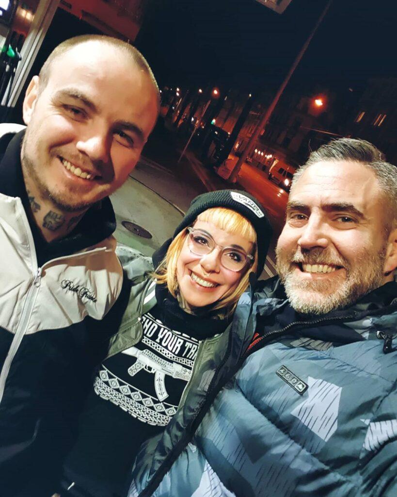 Skatulsky, Schiffner, Kunz in Basel